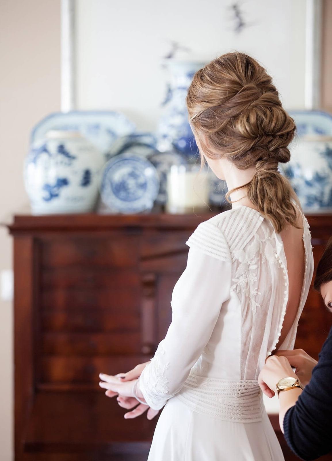 Real Photo Semplice Manica Lunga Tinta Unita in Raso Abito da Sposa Abito da Sposa Abito da Sposa Prezzo di Fabbrica su Misura