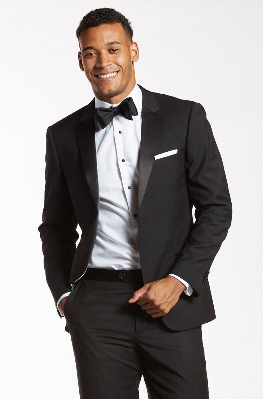Uomo abiti da sposa 2019 su ordine del vestito cena sposo smoking bianco giacca e pantalone nero